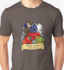 Beasts of the Field Unisex T-Shirt