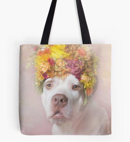 Flower Power, Baby Tote Bag