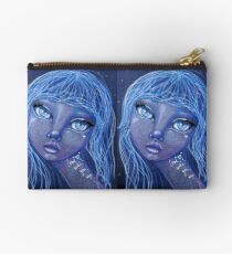 Love Who You Are Zipper Pouch