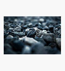 Gravel Photographic Print