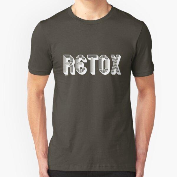 retox [inline] Slim Fit T-Shirt