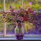 The Color Purple.... by Karen  Helgesen