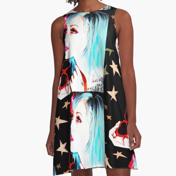 FREAK OUT A-Line Dress