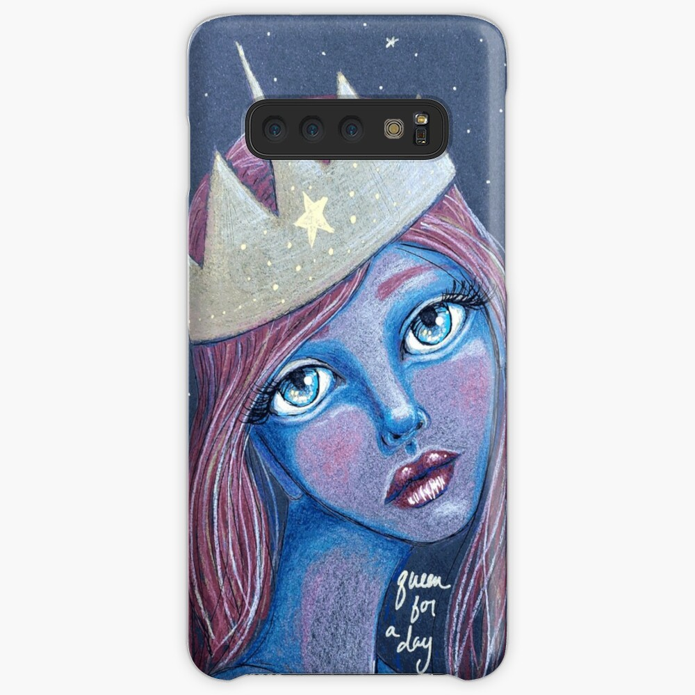 Queen For A Day Case & Skin for Samsung Galaxy