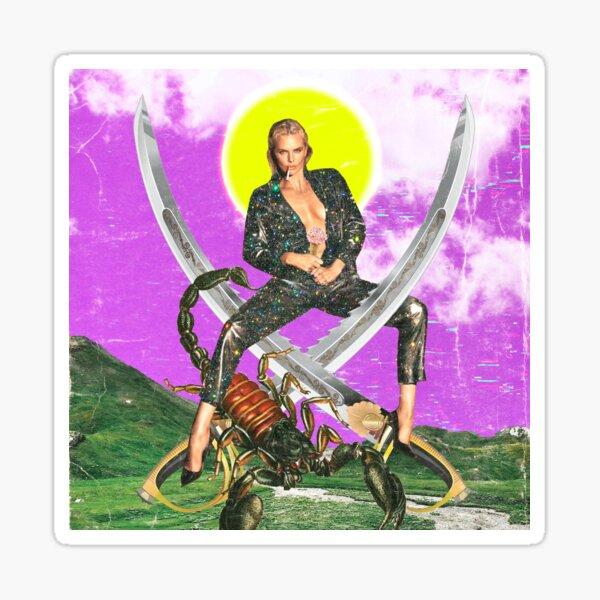 charlize theron Sticker