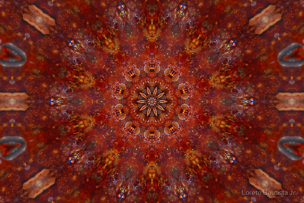 kaleidoscope by Loreto Bautista Jr.