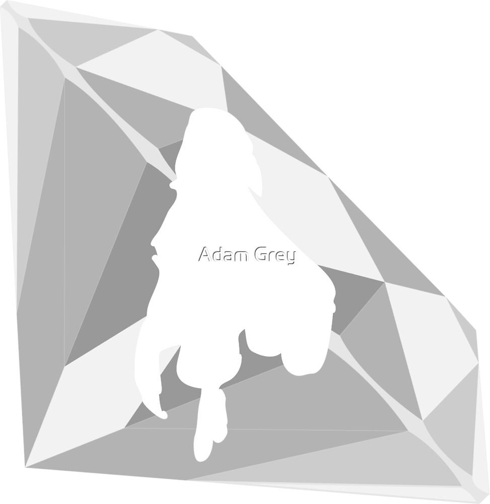 Emma Frost by Adam Grey