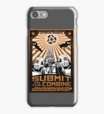 New World Order iPhone Case/Skin