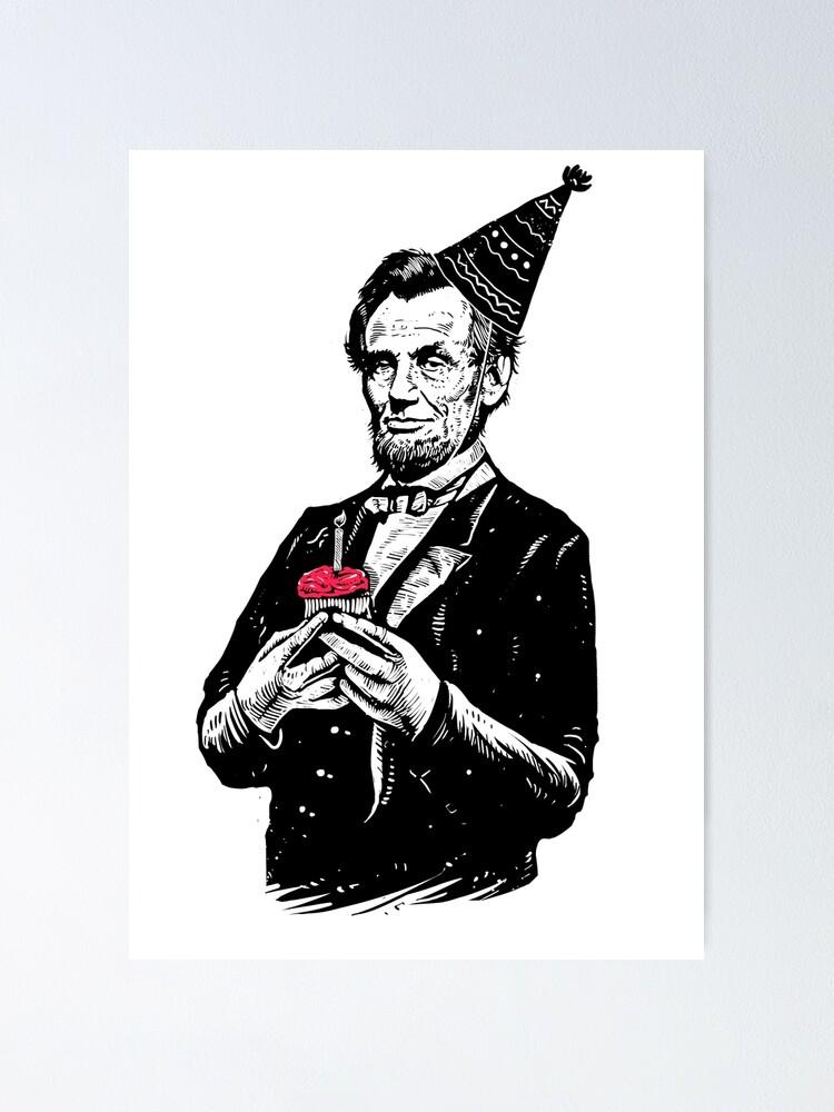 Alternate view of Happy Birthday Mr.President Poster