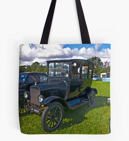 1921 Ford Sedan Model 'T' Tote Bag