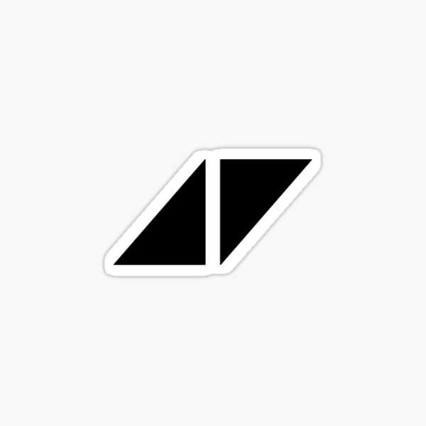 Symbole Avicii Sticker