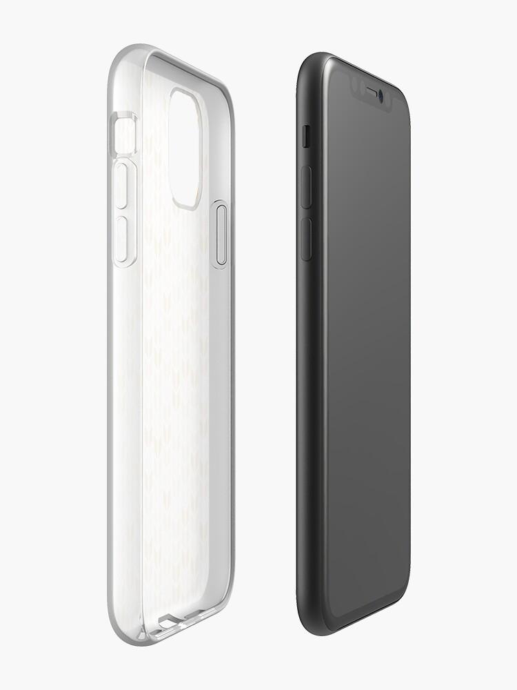 Coque iPhone «Motifs Géométriques # 7», par Spinickus