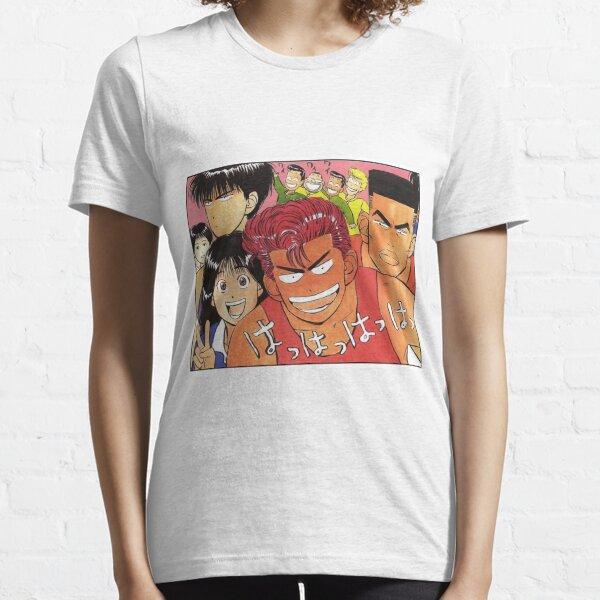 Slam Dunk Shohoku T-shirt essentiel
