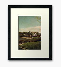 Vintage Whitby  Framed Print