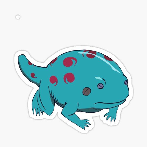 Frog Summon Fail Sticker