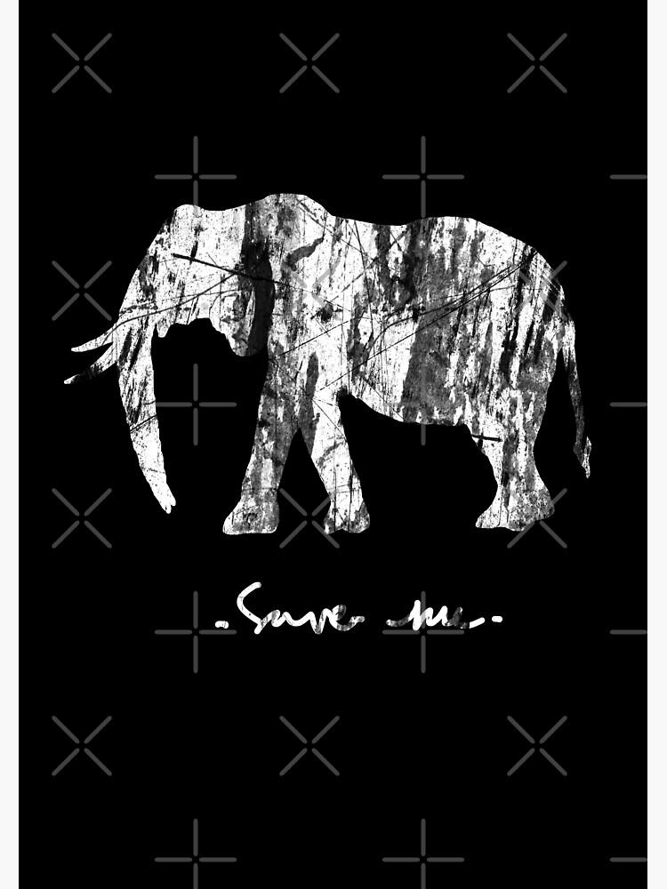 Save me Elephant by barmalisiRTB