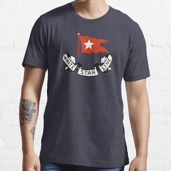 White Star Line (Titanic) Essential T-Shirt