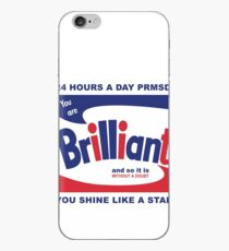 Brillo Brilliant (remembering Andy Warhol) iPhone Case
