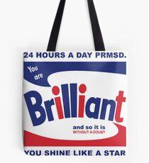 Brillo Brilliant (remembering Andy Warhol) Tote Bag