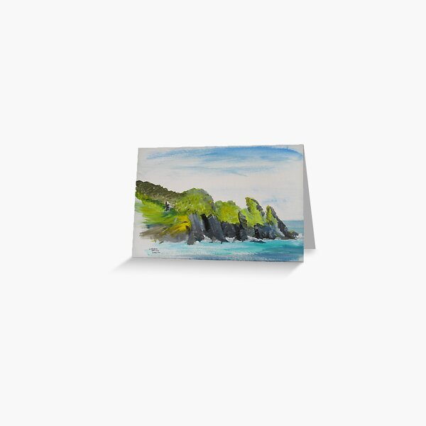 Cadgwith Sketch Greeting Card