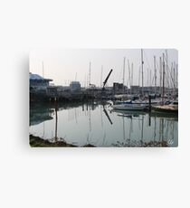 Howth. Canvas Print