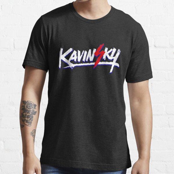 DJ Kavinsky Essential T-Shirt