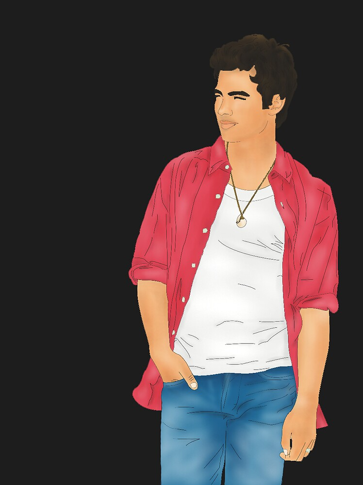 Joe Jonas by Beatrice Asamany