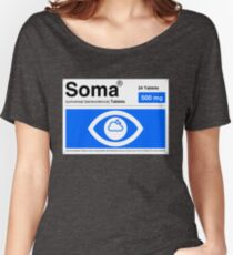 Soma Women's Relaxed Fit T-Shirt