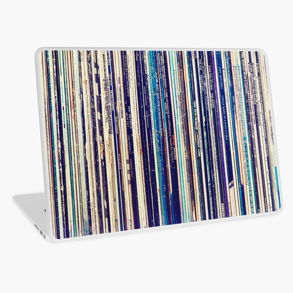 Sounds of Youth Laptop Skin