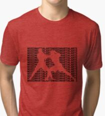 Mixed Martial Arts Cage Fighting Tri-blend T-Shirt