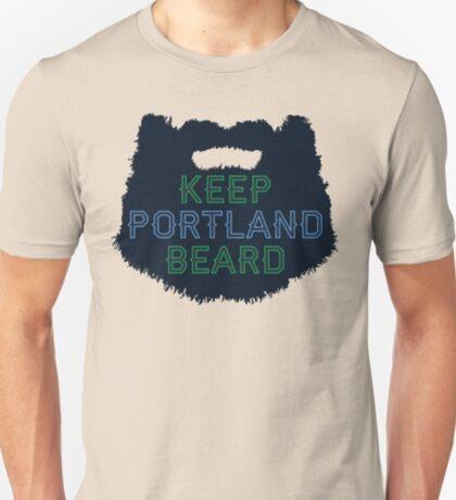 Keep Portland Beard T-Shirt