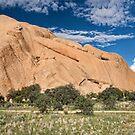 The Pontok Mountains by Scott Carr