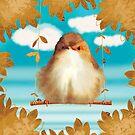 Little Wren by Karin Taylor