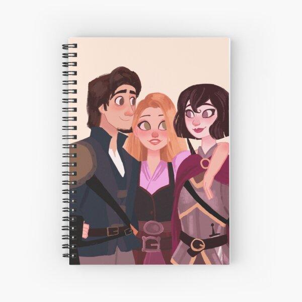 BFFs Spiral Notebook