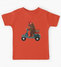 scooter bear Kids Clothes