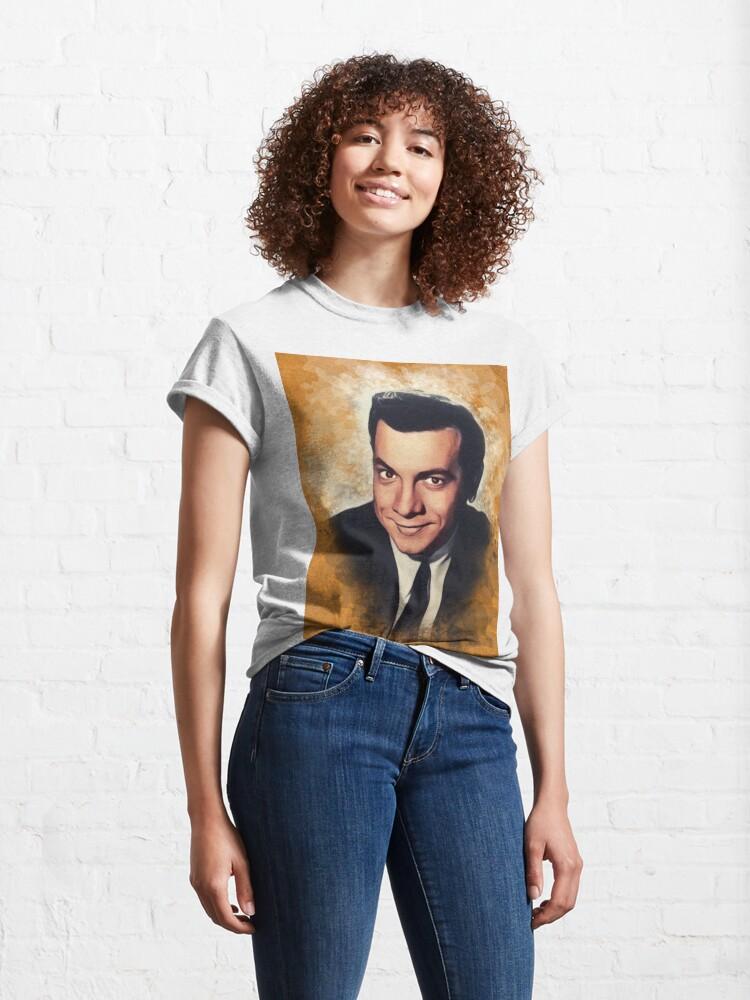 Alternate view of Mario Lanza, Music Legend Classic T-Shirt