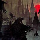 Blood Moon by Anatofinnstark