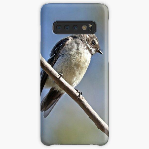 Grey Fantail (021) Samsung Galaxy Snap Case
