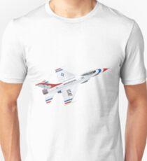 F-16: Thunderbirds Unisex T-Shirt
