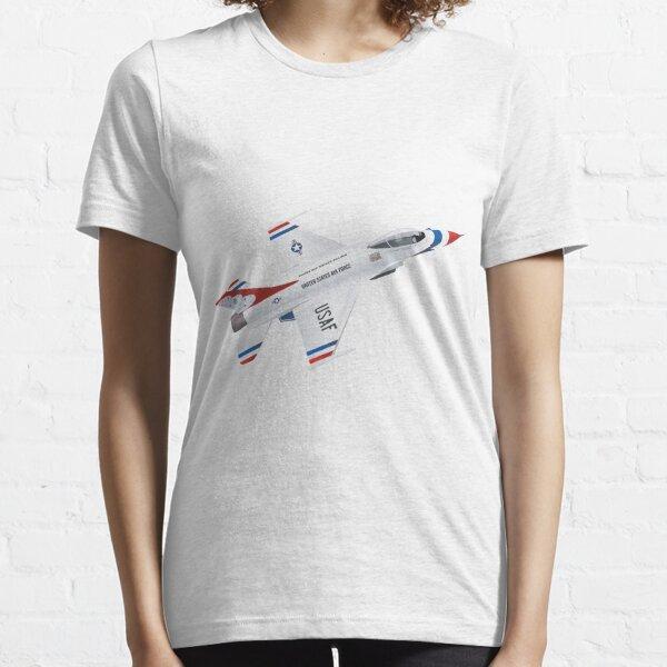 F-16: Thunderbirds Essential T-Shirt