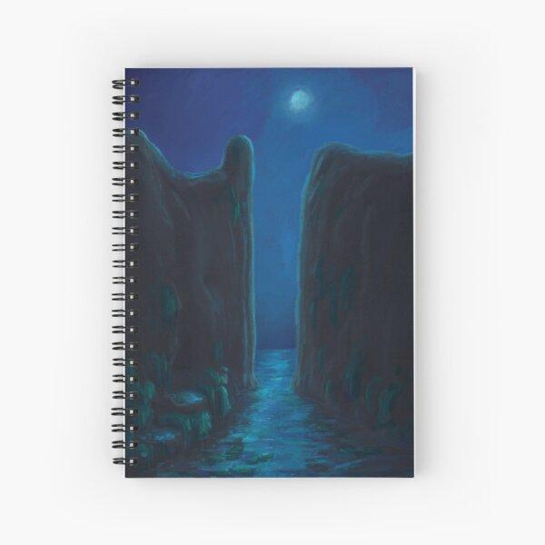 Gateway to Adventure Spiral Notebook