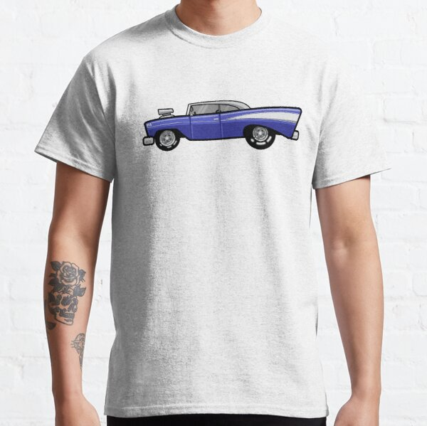 1957 Chevrolet blue Classic T-Shirt