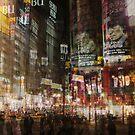 Shibuya by Stephanie Jung
