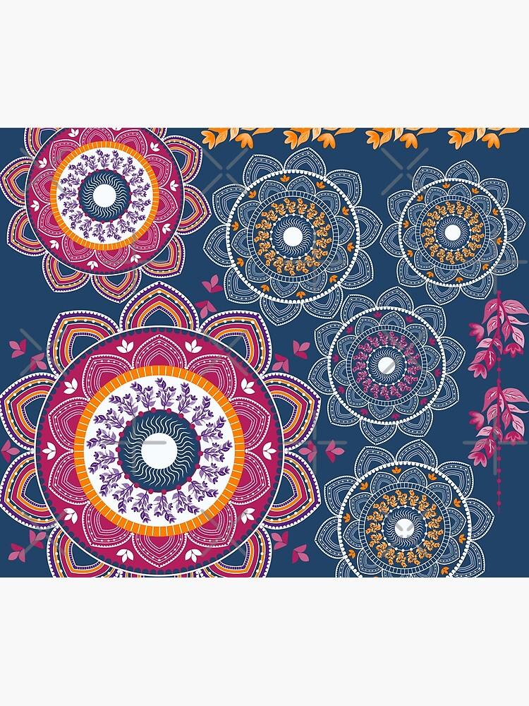 Joyful Mandala by famenxt