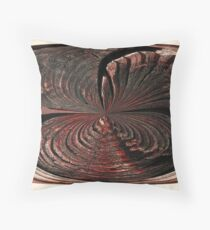 Vertebrado II Throw Pillow