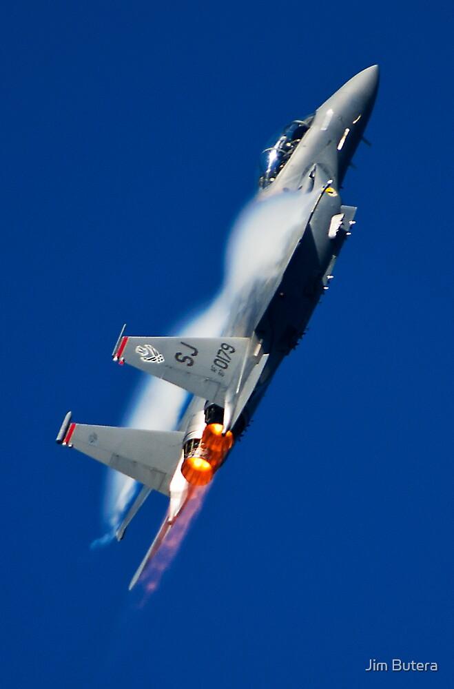 F-15E Strike Eagle by Jim Butera