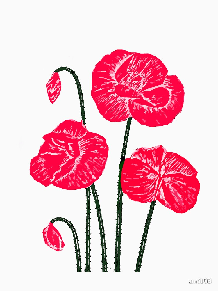 Poppy delight by anni103