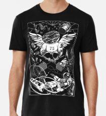 Patient 75 (avec cadre) T-shirt premium