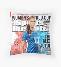 Sports Illustrated Throw Pillow