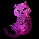 Space Kätzchen von kijkopdeklok